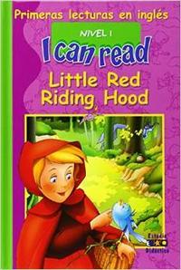 Libro LITTLE RED RIDING HOOD / CAPERUCITA ROJA