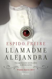 Libro LLAMADME ALEJANDRA