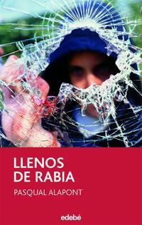 Libro LLENOS DE RABIA