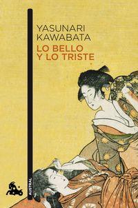Libro LO BELLO Y LO TRISTE