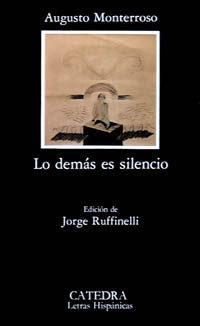 Libro LO DEMAS ES SILENCIO