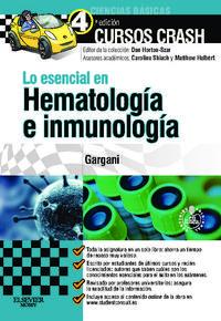 Libro LO ESENCIAL EN HEMATOLOGIA E INMUNOLOGIA