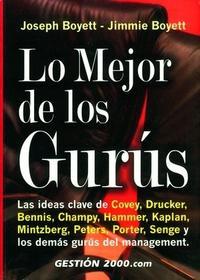 Libro LO MEJOR DE LOS GURUS