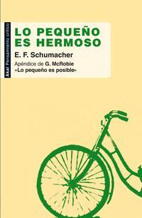 Libro LO PEQUEÑO ES HERMOSO
