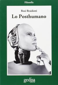 Libro LO POSTHUMANO