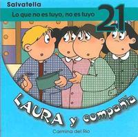 Libro LO QUE NO ES TUYO, NO ES TUYO