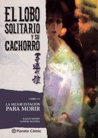 Libro LOBO SOLITARIO Y SU CACHORRO Nº 13/20