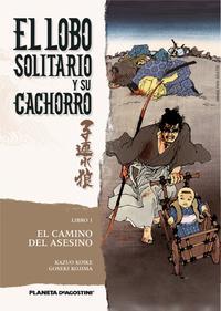 Libro LOBO SOLITARIO Y SU CACHORRO Nº1/20