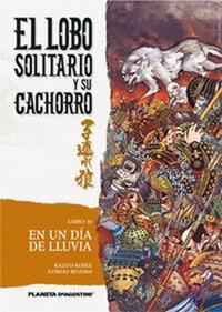 Libro LOBO SOLITARIO Y SU CACHORRO Nº10/20