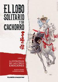 Libro LOBO SOLITARIO Y SU CACHORRO Nº11/20