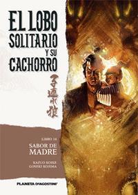Libro LOBO SOLITARIO Y SU CACHORRO Nº14/20