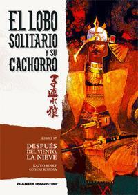 Libro LOBO SOLITARIO Y SU CACHORRO Nº17/20