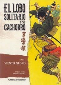 Libro LOBO SOLITARIO Y SU CACHORRO Nº4/20