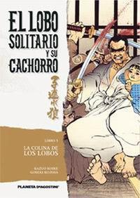 Libro LOBO SOLITARIO Y SU CACHORRO Nº5/20