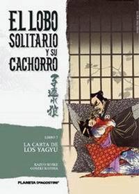 Libro LOBO SOLITARIO Y SU CACHORRO Nº7/20