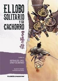 Libro LOBO SOLITARIO Y SU CACHORRO Nº8/20