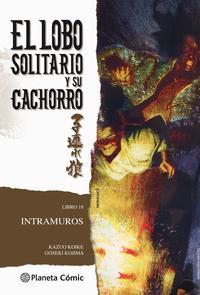 Libro LOBO SOLITARIO Y SU CACHORRO. TOMO 18