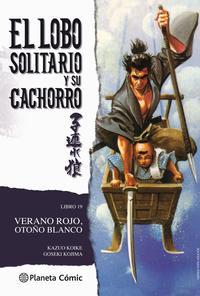 Libro LOBO SOLITARIO Y SU CACHORRO. TOMO 19