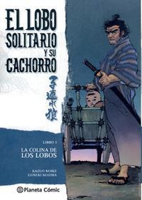 Libro LOBO SOLITARIO Y SU CACHORRO. TOMO 3