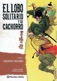 Libro LOBO SOLITARIO Y SU CACHORRO. TOMO 4
