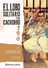 Libro LOBO SOLITARIO Y SU CACHORRO. TOMO 5