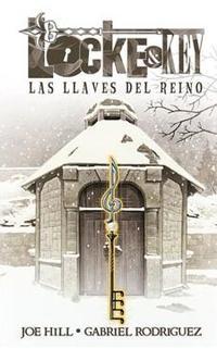 Libro LOCKE & KEY 4: LAS LLAVES DEL REINO