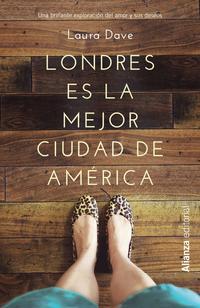 Libro LONDRES ES LA MEJOR CIUDAD DE AMERICA