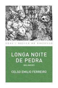 Libro LONGA NOITE DE PEDRA