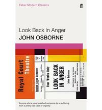 Libro LOOK BACK IN ANGER