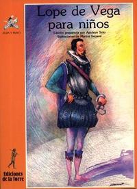 Libro LOPE DE VEGA PARA NIÑOS