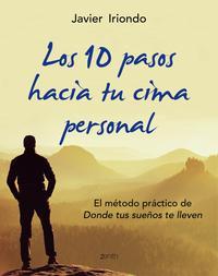 Libro LOS 10 PASOS HACIA TU CIMA PERSONAL