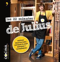 Libro LOS 22 MINUTOS DE JULIUS