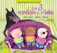 Libro LOS 3 CERDITOS Y EL LOBO