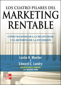 Libro LOS 4 PILARES DEL MARKETING RENTABLE