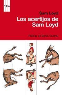Libro LOS ACERTIJOS DE SAM LOYD