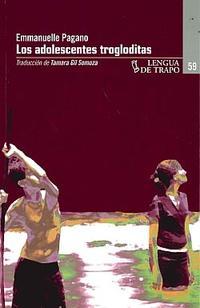 Libro LOS ADOLESCENTES TROGLODITAS