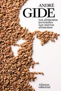 Libro LOS ALIMENTOS TERRENALES. LOS NUEVOS ALIMENTOS
