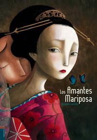Libro LOS AMANTES MARIPOSA