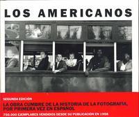 Libro LOS AMERICANOS