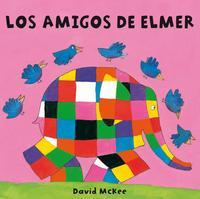Libro LOS AMIGOS DE ELMER