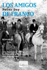 Libro LOS AMIGOS DE FRANCO