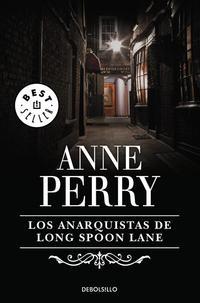 Libro LOS ANARQUISTAS DE LONG SPOON LANE