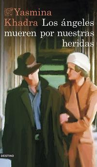 Libro LOS ANGELES MUEREN POR NUESTRAS HERIDAS