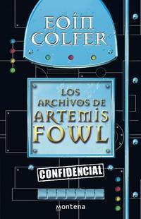 Libro LOS ARCHIVOS DE ARTEMIS FOWL