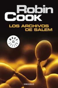 Libro LOS ARCHIVOS DE SALEM