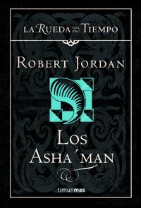 Libro LOS ASHA MAN