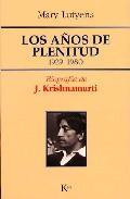 Libro LOS AÑOS DE PLENITUD 1929 - 1980