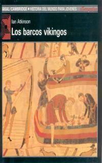 Libro LOS BARCOS VIKINGOS