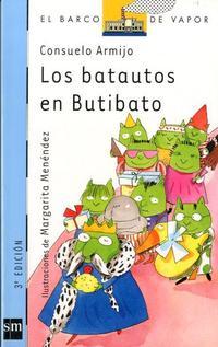 Libro LOS BATAUTOS EN BUTIBATO
