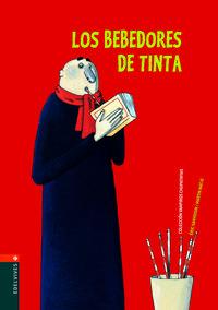 Libro LOS BEBEDORES DE TINTA